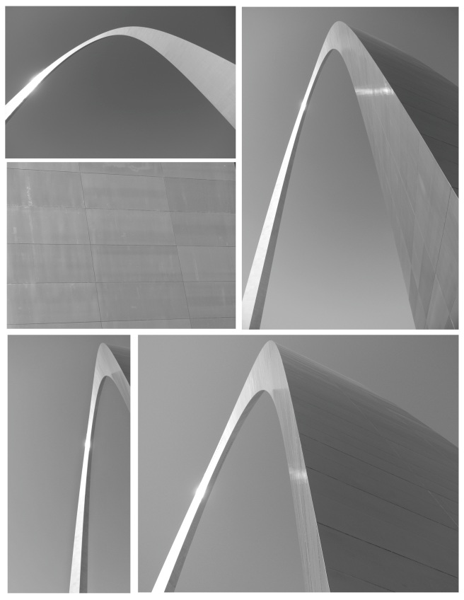 "Magnificence In Steel:  Eero Saarinen's ""Gateway Arch"""