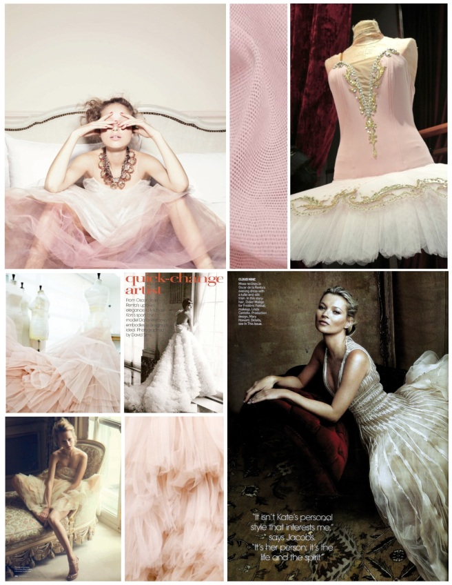 Fairy Tale Flounce:  The Beauty Of Tulle
