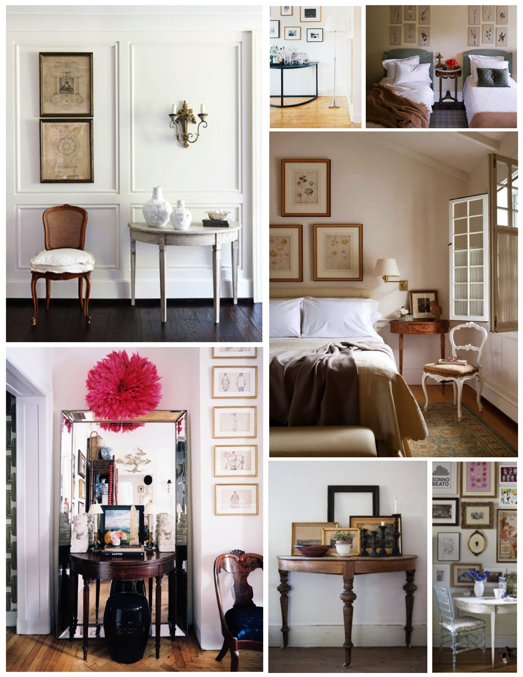 The Demilune: Half Moon Style That Flanks A Wall With Distinction