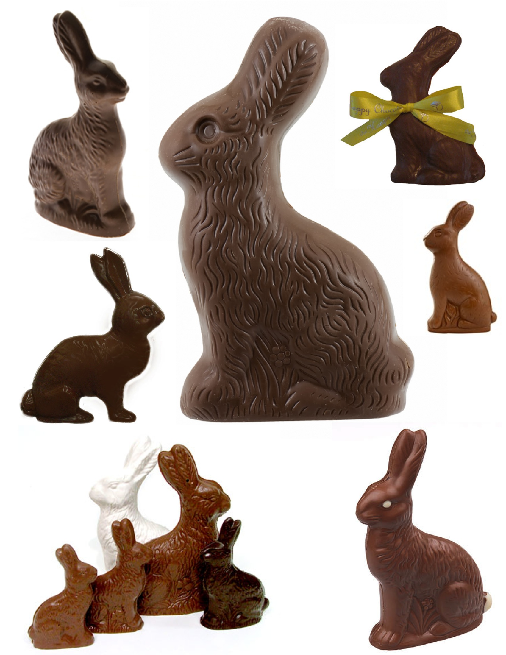 "Confectionary Delight: Easter's ""Chocolate Bunny"" 