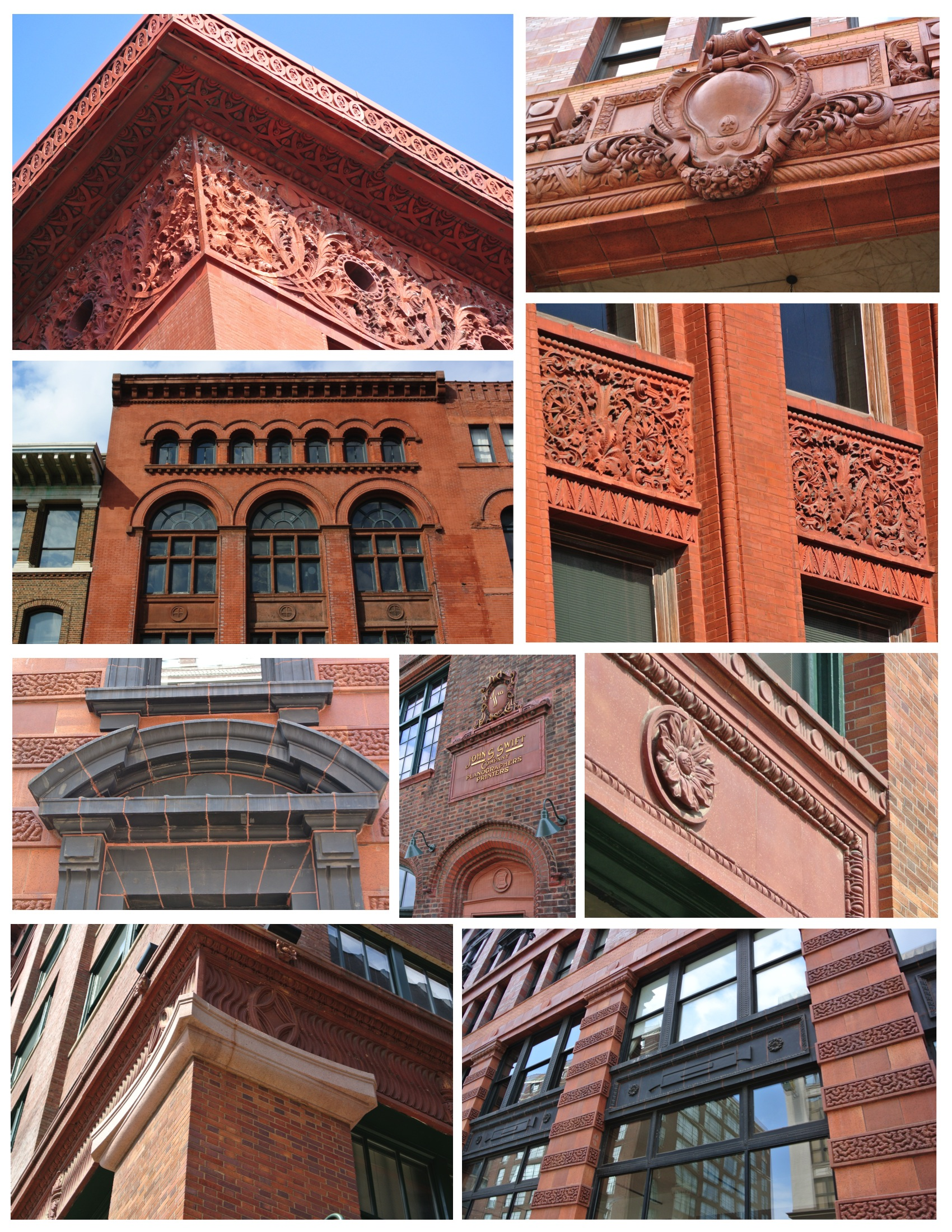 Appreciation of a city s architectural details st louis for St louis architecture