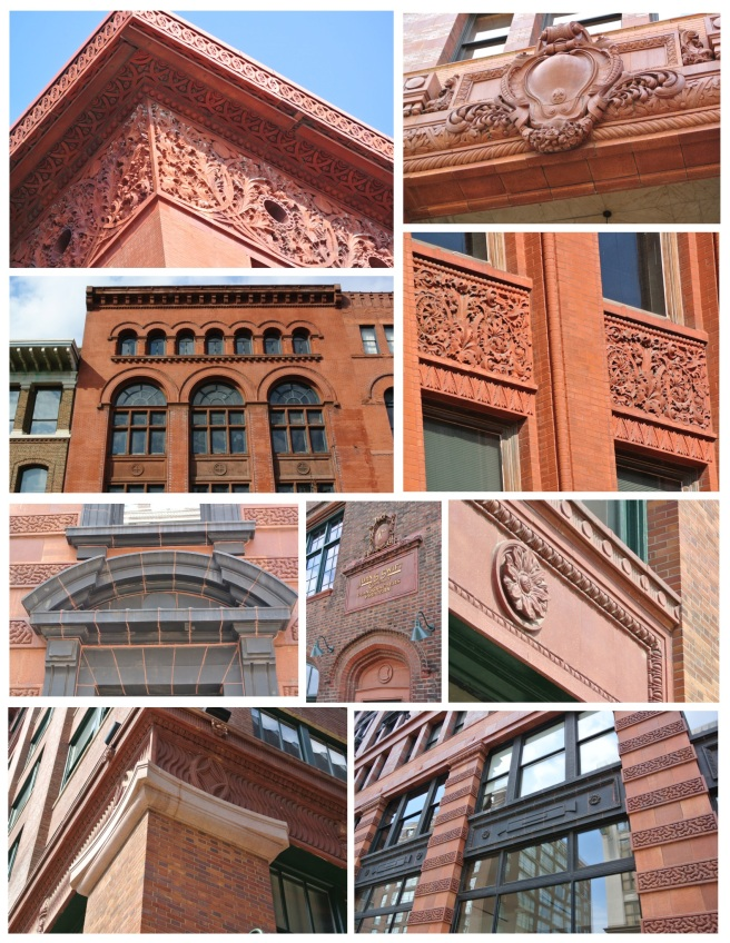 Red Brick & Terracotta:  St. Louis Architectural Details