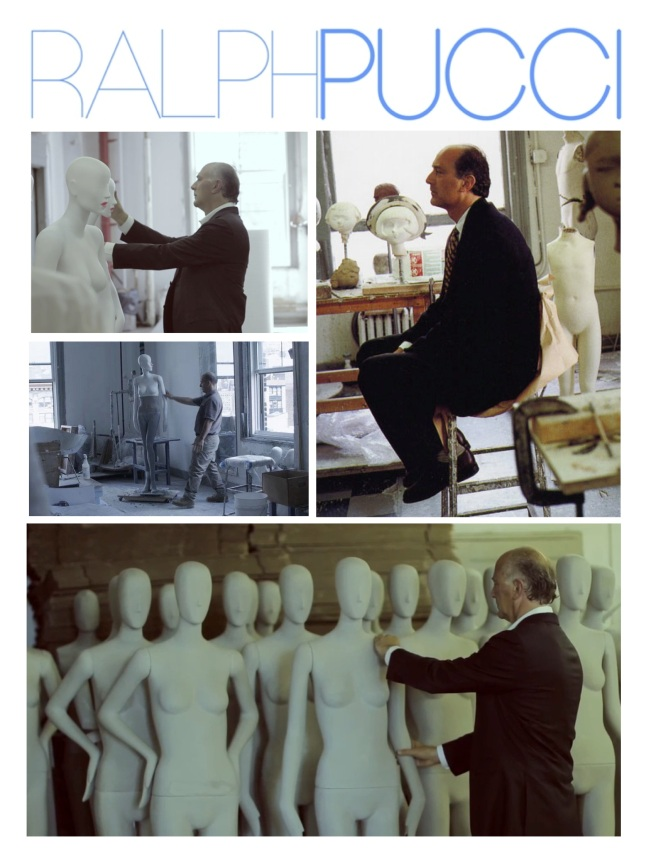Ralph Pucci & The Mannequin:  Artistry, Craftsmanship & Visual Form