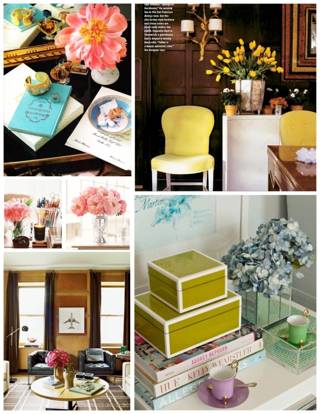 Flowers: Expressions Of Color In Perfect Arrangments