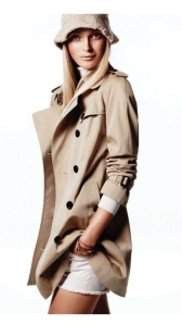"The ""Trench Coat"":  Relaxed & Classic"