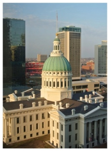 "Architecture Of Distinction:   The ""Old St. Louis Courthouse"""