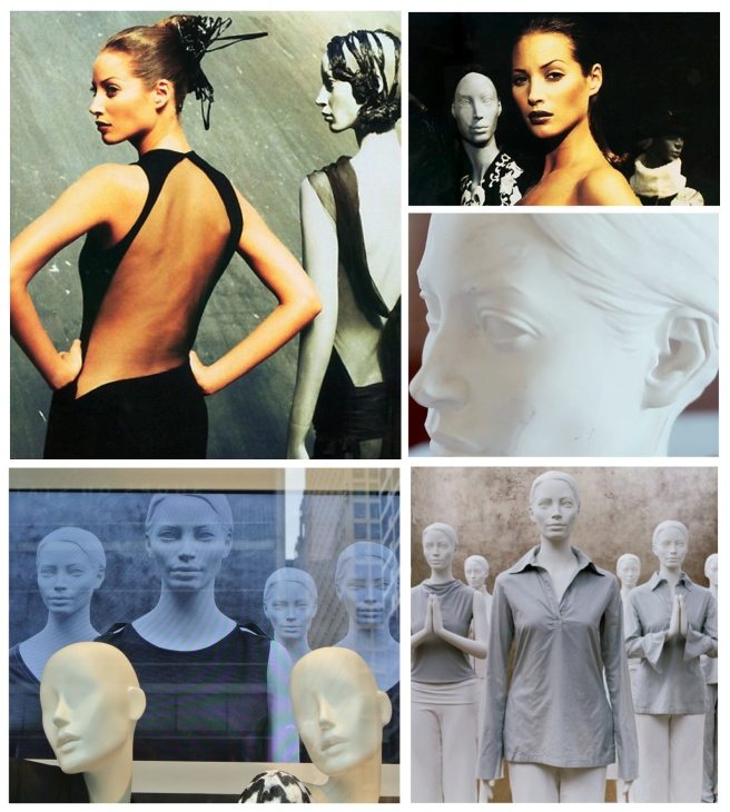 Christy Turlington & Pucci:  A Collaboration Of Lasting Impressions