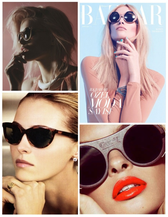 Limiting The Sun's Rays With Personal Style:  Sunglasses