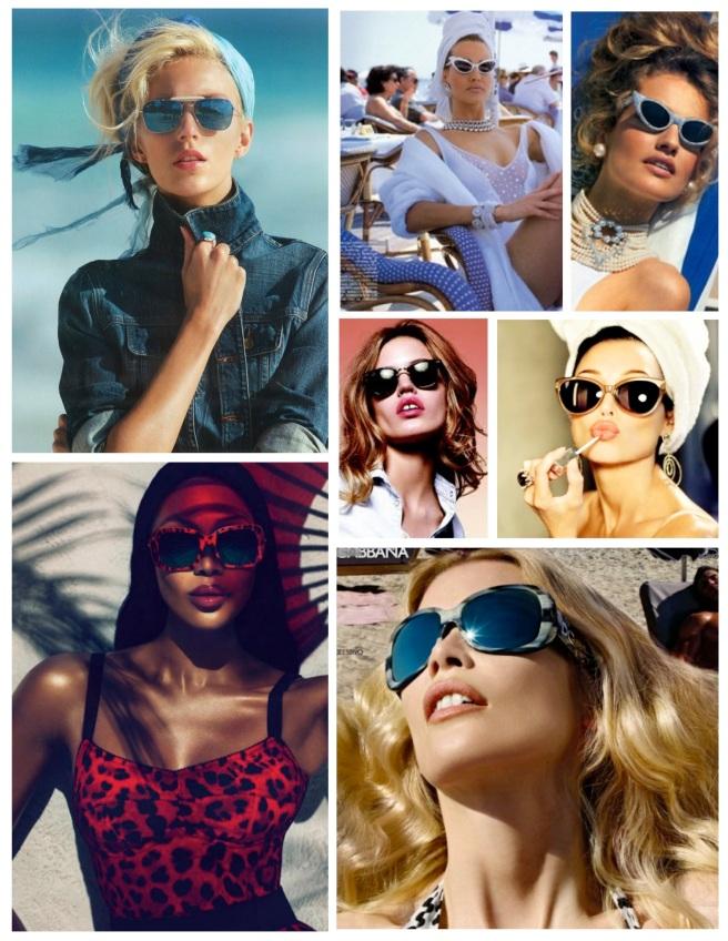 Mystique Paired With Exposure:  Sunglasses