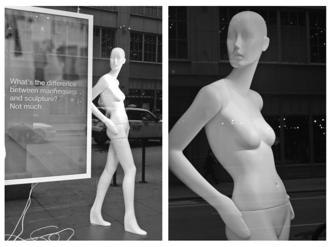 The Art Of The Mannequin:  Fashion's Sculpture