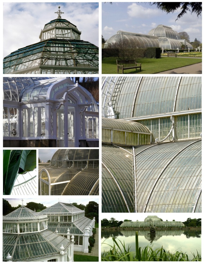 Architectural Distinction:  The Palm House