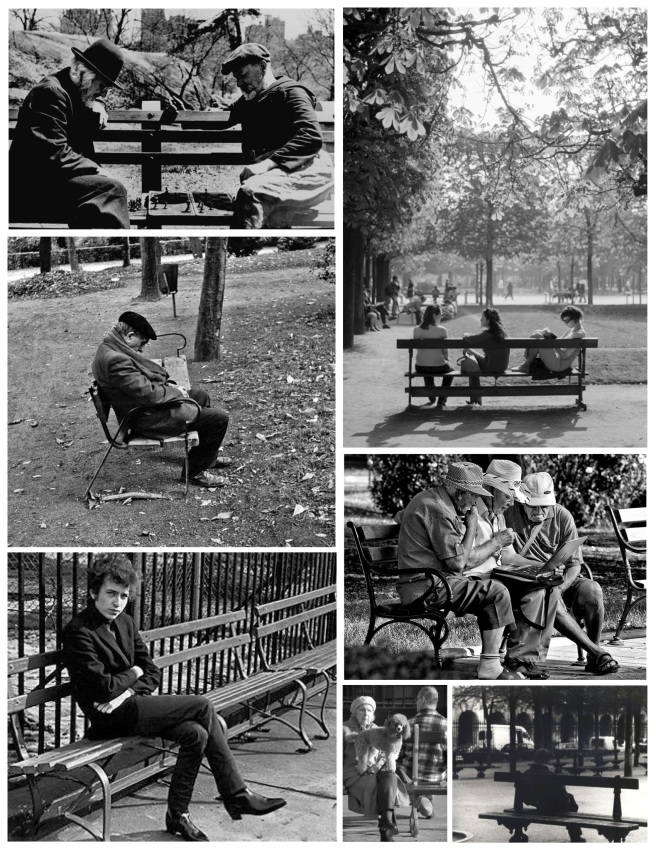 A Seat For All:  The Park Bench
