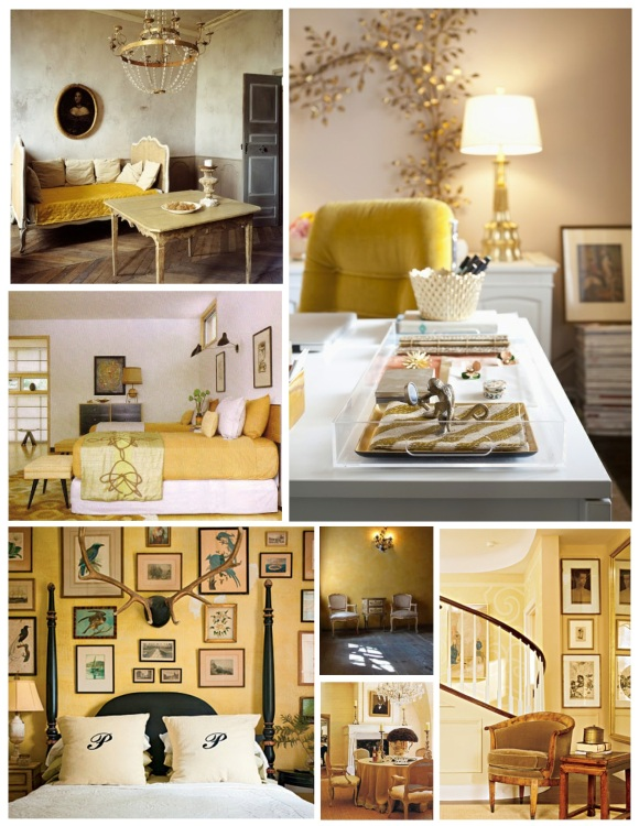 Yellow:  Uplifting Impact With Golden Appeal