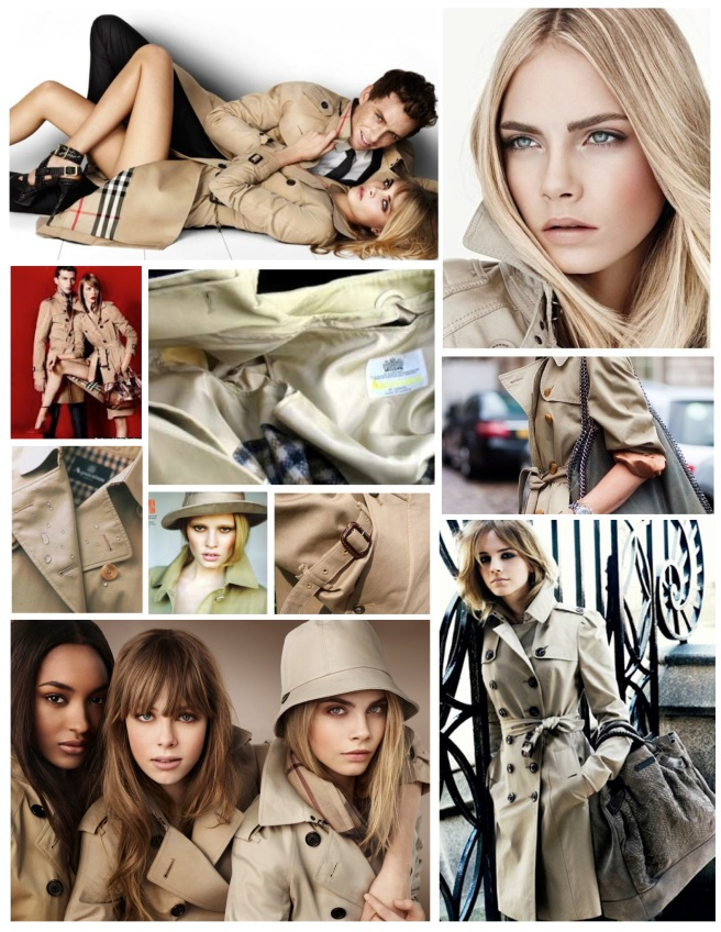 "A Stylish Element Of Attire With Modernity:  The ""Trench Coat"""