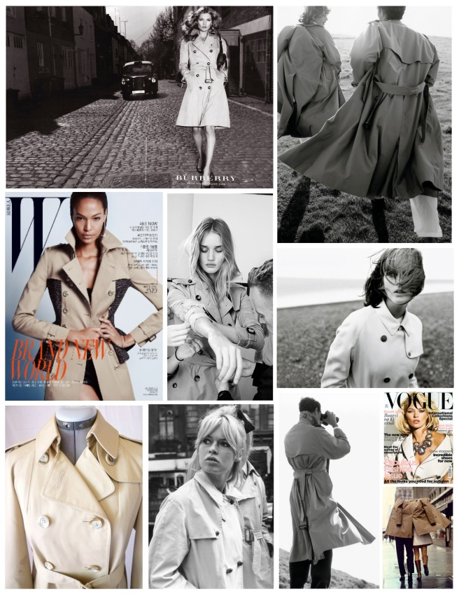 "The Beige ""MAC"":  The Art Of The Trench"