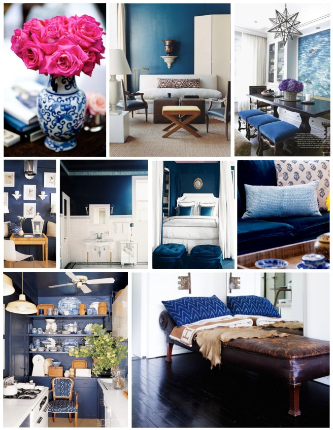 "Bold & Brilliant ""Blue"""