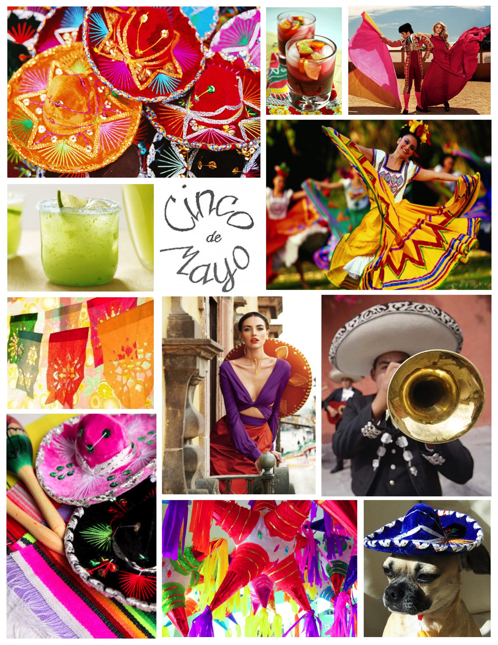 vibrant celebrations in bright brilliant color the mexican
