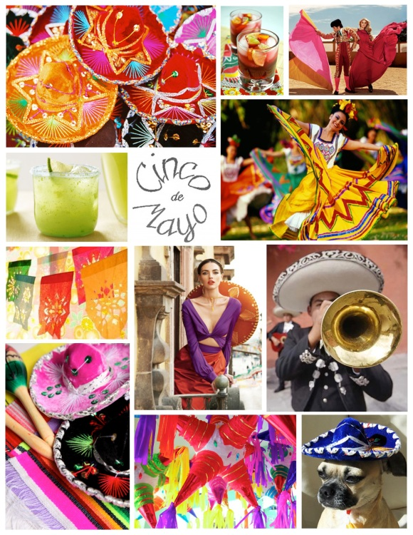 "Cinco De Mayo (""Fifth Of May""):  Vibrant Celebrations Of Mexican Heritage & Culture"