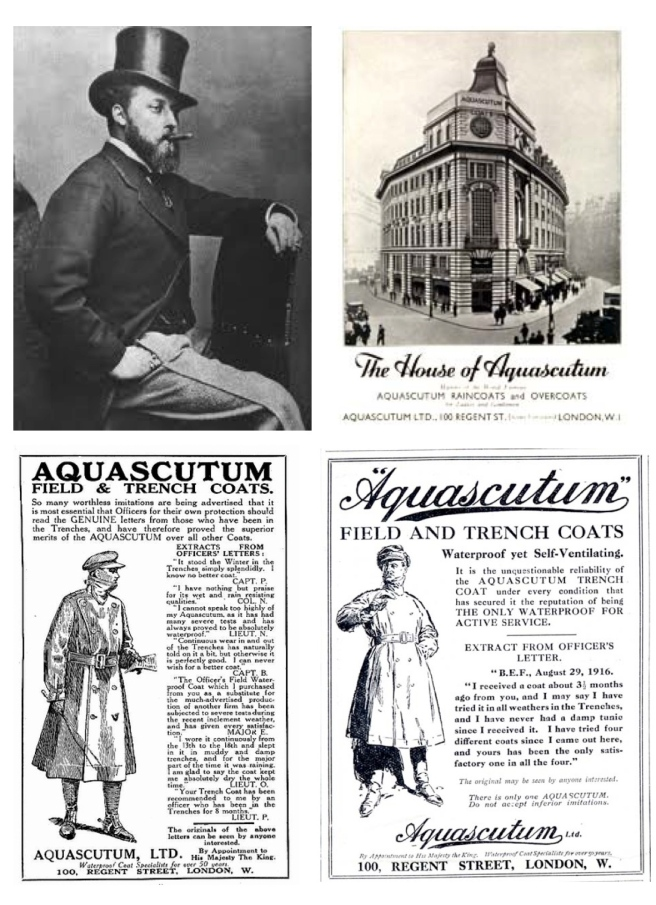 John Emary & Aquasctum/Established 1851
