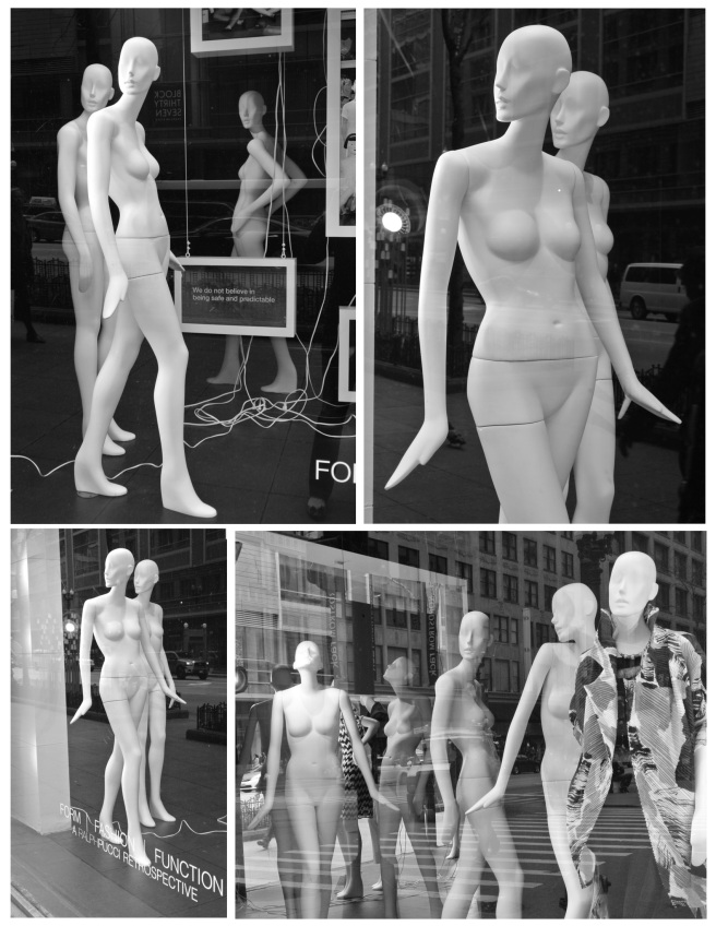 The Pucci Mannequin:  Form, Fashion & Function