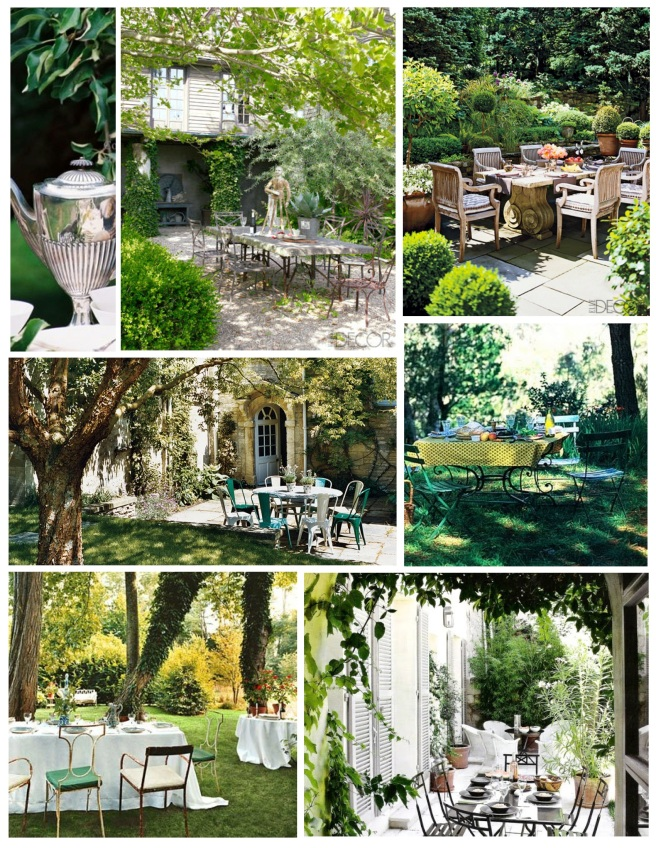 The Allure Of Dining In Fresh, Open Air:  Alresco Dining