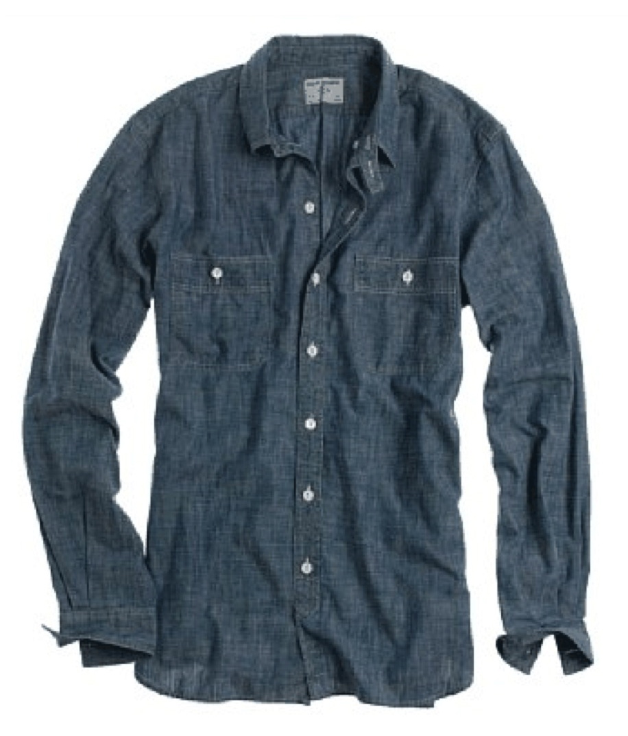 The chambray shirt is an enduring staple of the modern wardrobe, and you can add a variety of new tops to your everyday rotation with the selection of styles now available at Gap. These stylish everyday profiles are made with specially selected material blends, so you can enjoy long-wearing comfort with easy wash and wear maintenance.
