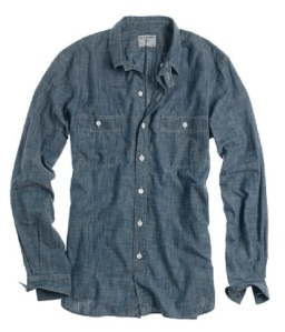The Classic Chambray Shirt