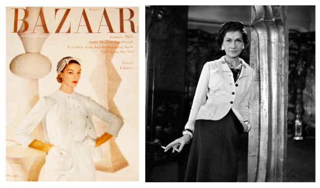 "The ""White Jacket"":  Fashion's Archives & The Enduring Influence Of Coco Chanel"