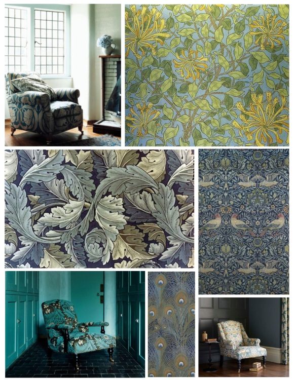 William Morris:  Observations From Nature In Art Form