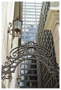Architectural Details In Chicago