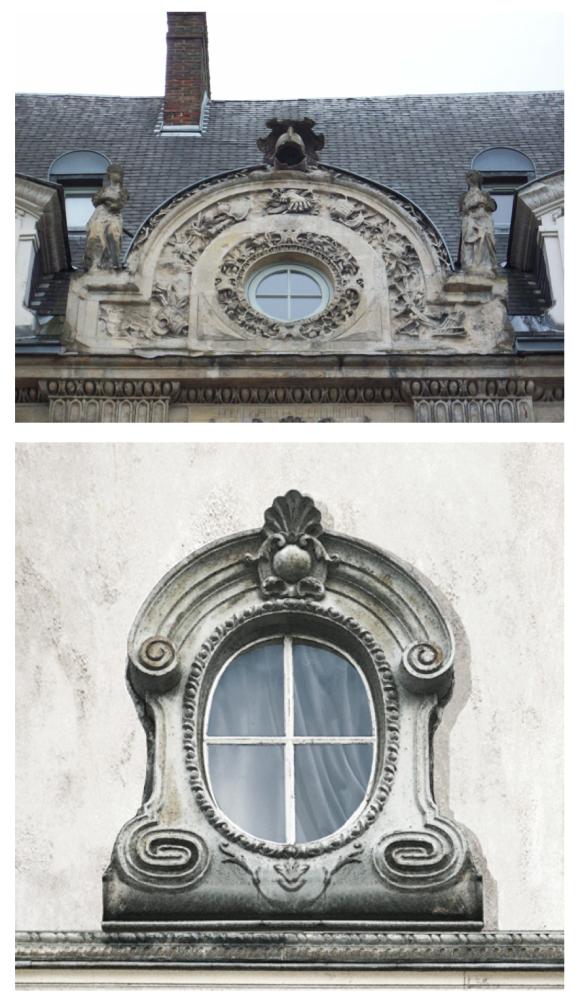 French Grandeur:  Oeil-de-boeuf