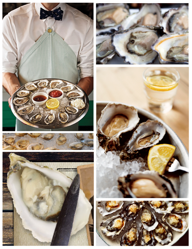 "The ""Shucked"" Oyster:  A Culinary Wonder"