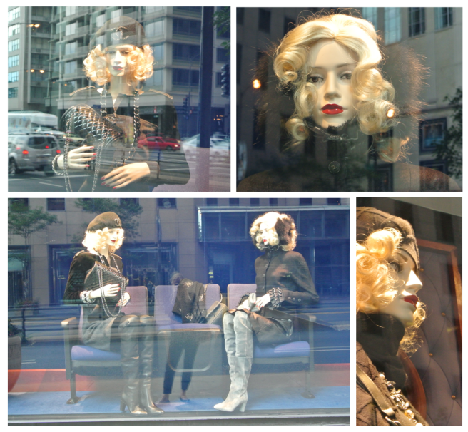 Distintive Chanel  Windows & The Alluring Red Lip