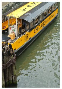 Chicago's Water Taxi
