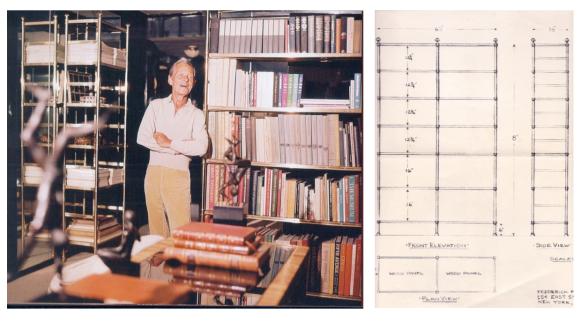 Design Legend:  Billy Baldwin & His étagères