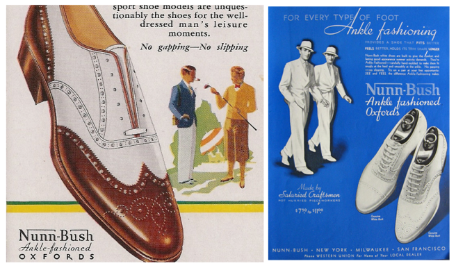 Distinctive Style:  The Timeless Oxford In History