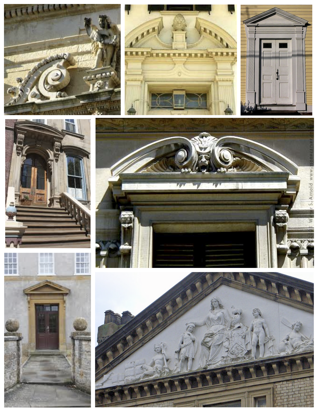 ancient architecture of timeless appeal pediments exterior appeal