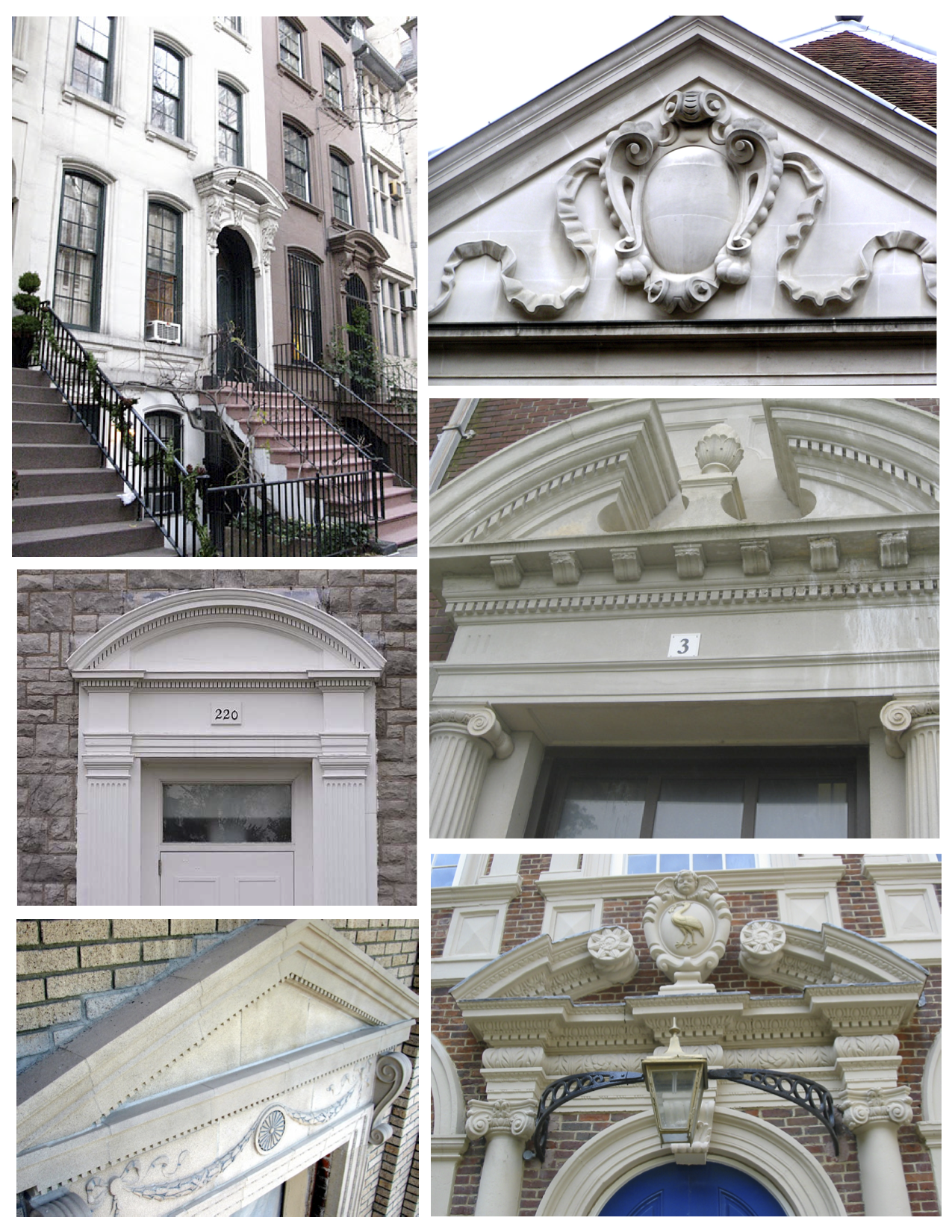 Architectural Building Elements : Pediments classical elements of ancient architecture