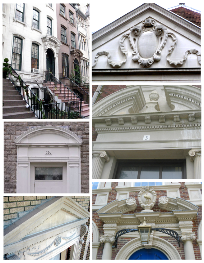 Formalized Gables Of Classical Antiquity:  The Embellishment Of Pediments