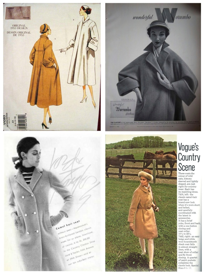 Historical Representations Of The Enduring, Natural Classic:  Camel Hair