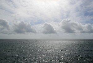 Gray Waters:  The Atlantic Ocean