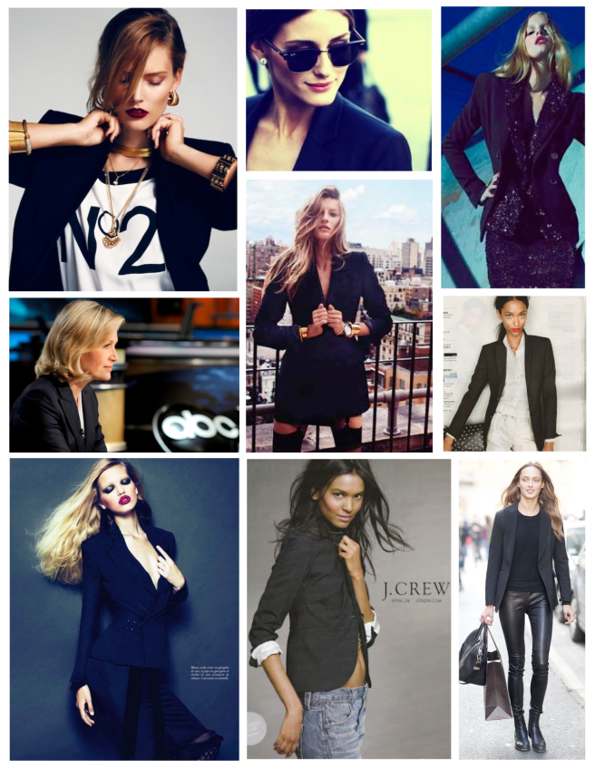 Polished & Versatile:  Fashionable Styling Of The Black Blazer Jacket