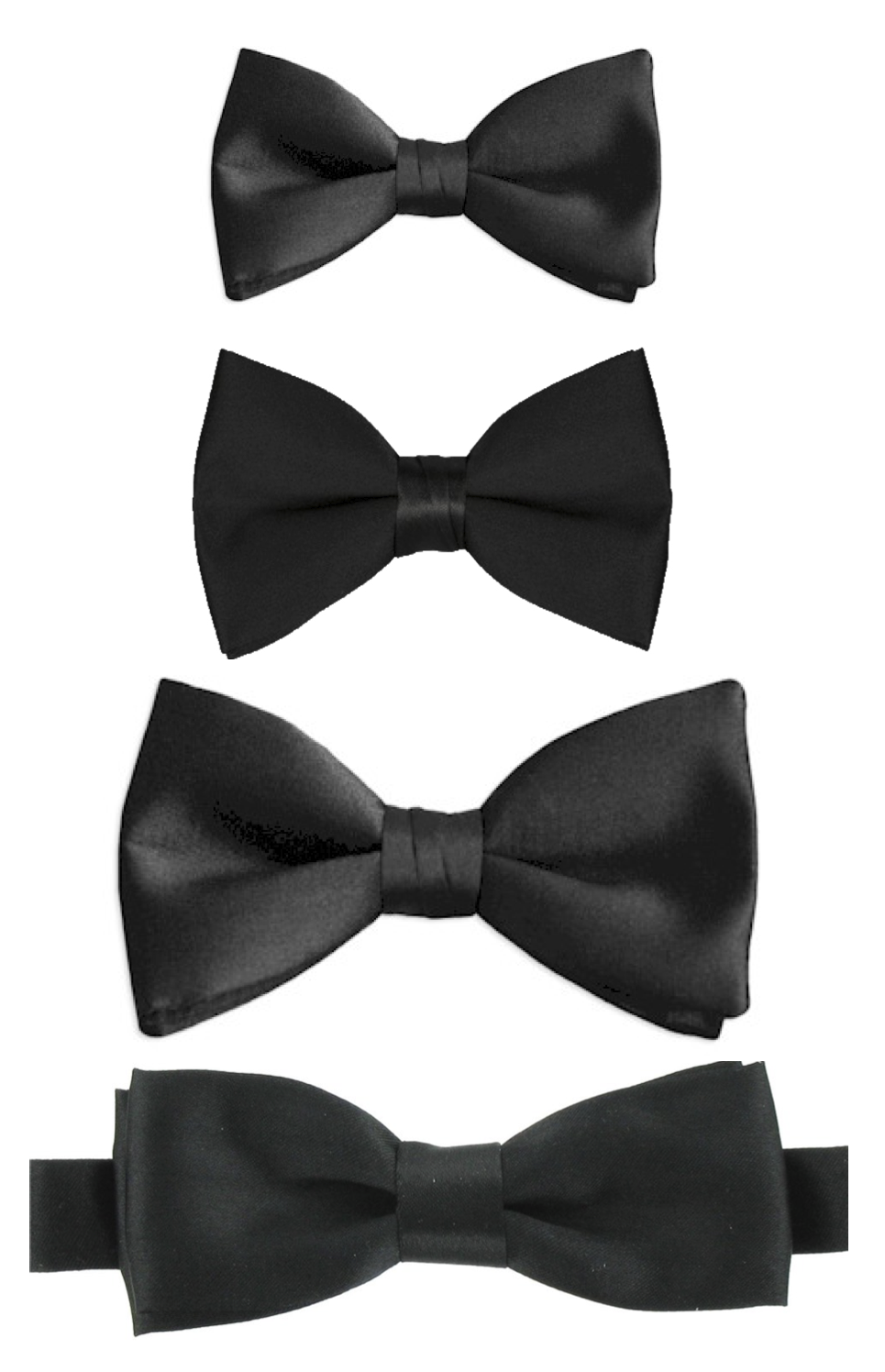 Banded iconic style the elegant distinctive bow tie house appeal timeless elegance the classic black bow tie ccuart Image collections