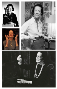 "An Icon Of Fashion & ""Statement"" Embellishments:  Diana Vreeland"