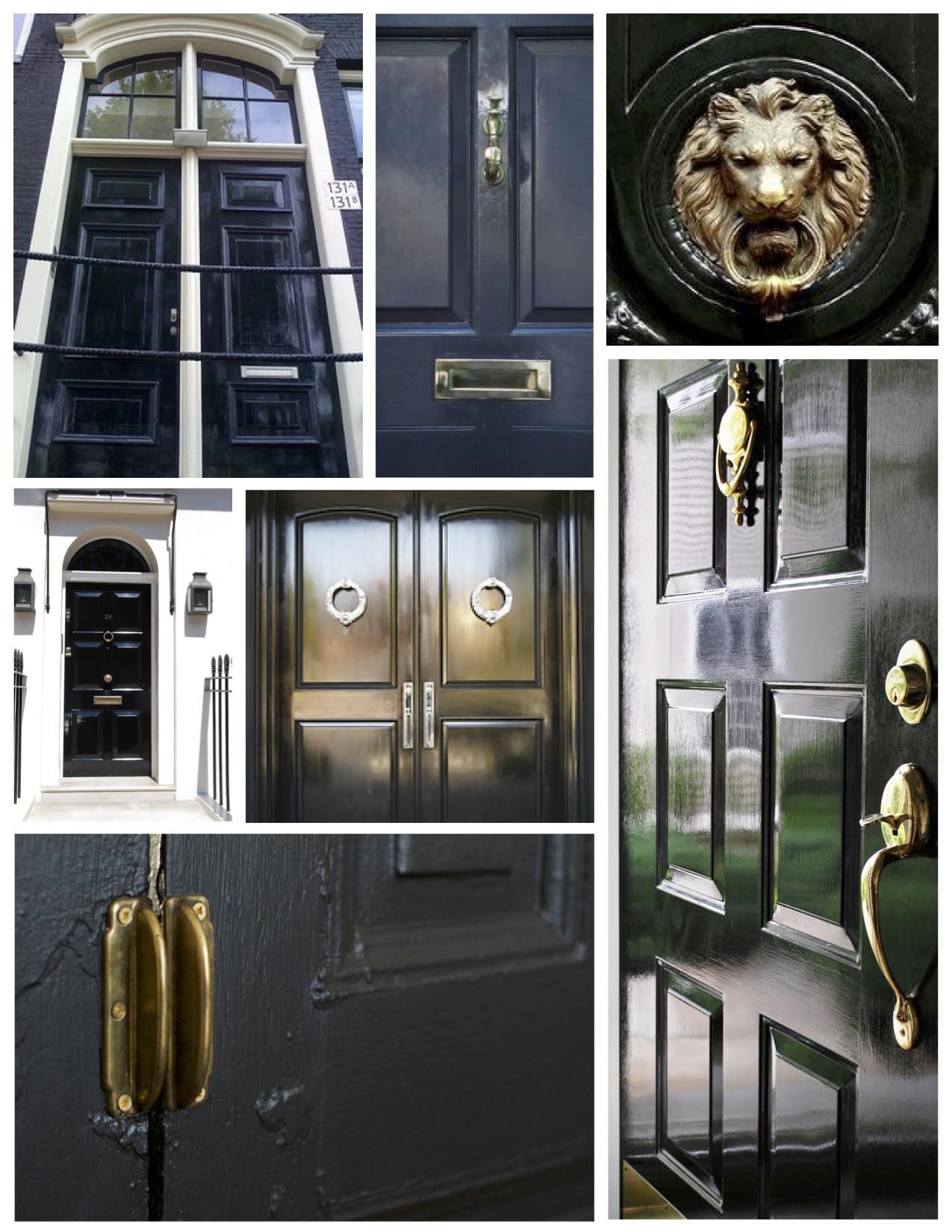 Exterior Doors House Appeal