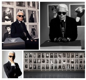 "Chanel's Karl Lagerfeld & The ""Little Black Jacket"""