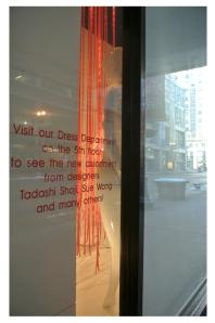 Awaiting Windows:  The Magic Of Window Display