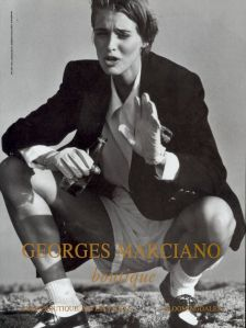 1991/Georges Marciano: Classic Black Jacket