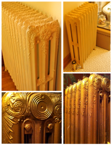 Architectural Jewels Of Decorative Delight:  Vintage Radiators