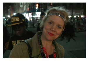 Myself, New Orleans 2012:  Unmasked